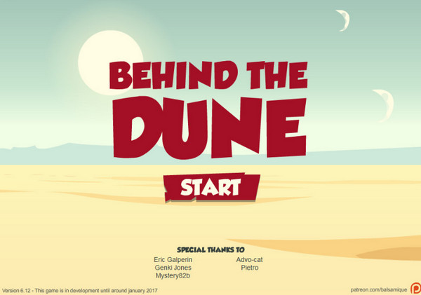 Behind the Dune (InProgress) Update Ver.7.6
