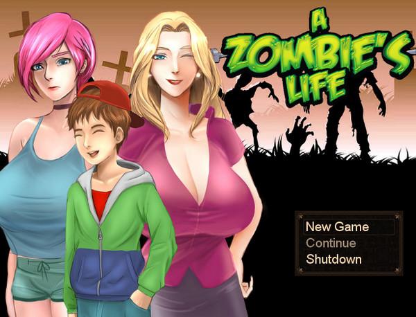 A Zombie's Life (InProgress) Update Ver.0.4