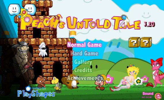 Mario is Missing - Peach's Untold Tale (InProgress) Update Ver.3.22