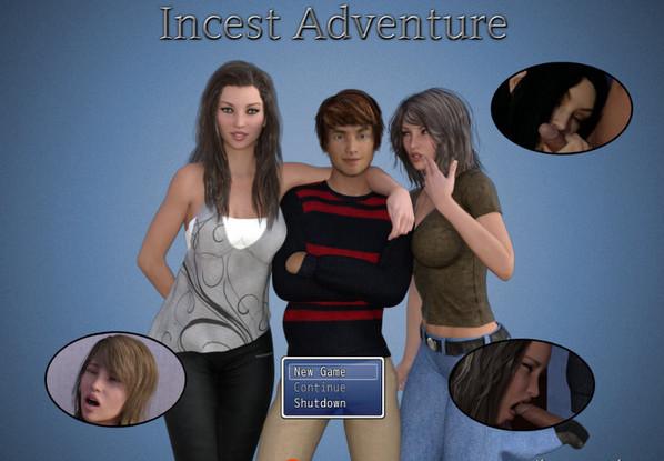 Incest Adventure (InProgress) Update Ver.0.7a