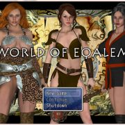 World of Eqalem (InProgress) Update Ver.4