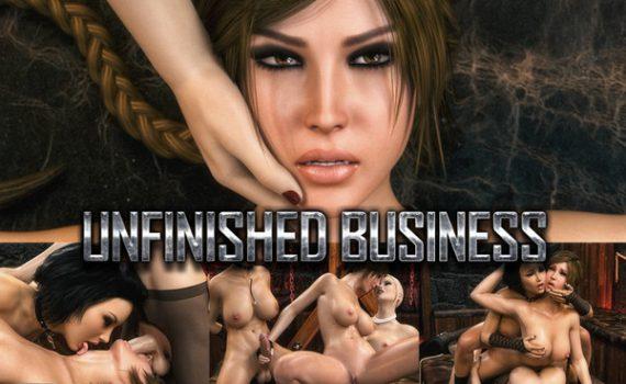 Artist DeTomasso – Unfinished Business