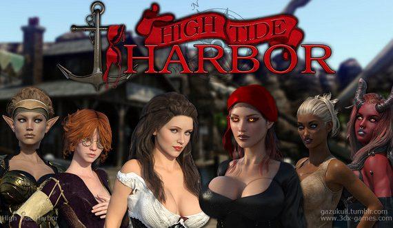 Gazukull - High Tide Harbor - Full Game