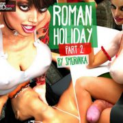 Artist Smerinka – Roman Holiday 2