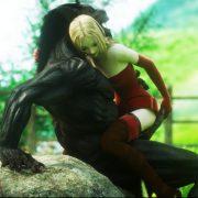 Artist Vaesark – CGS44 – Red Riding Hood