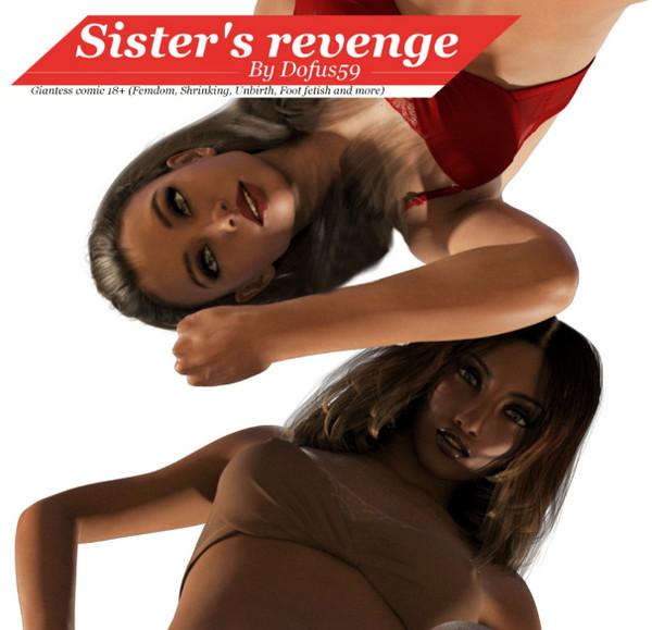 Artist Dofus59 – Sister Revenge