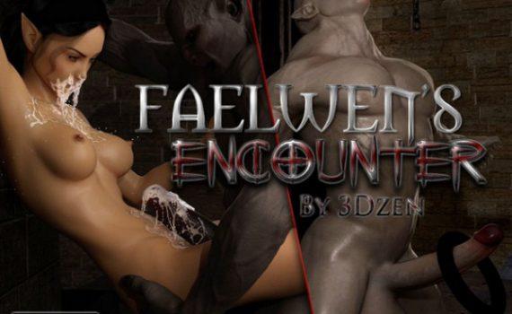 Artist 3DZen – Faelwens Encounter