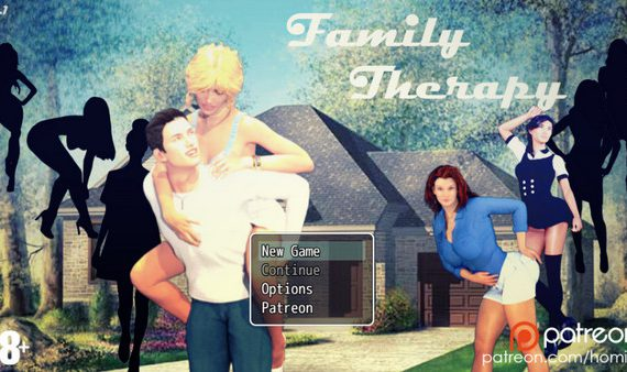 Family Therapy (InProgress) Update Ver.0.2a