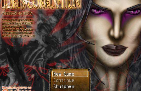Loki's Corruption (InProgress) Update Ver.1.0b
