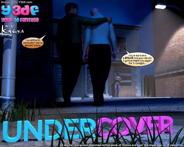 Artist Y3DF – Undercover