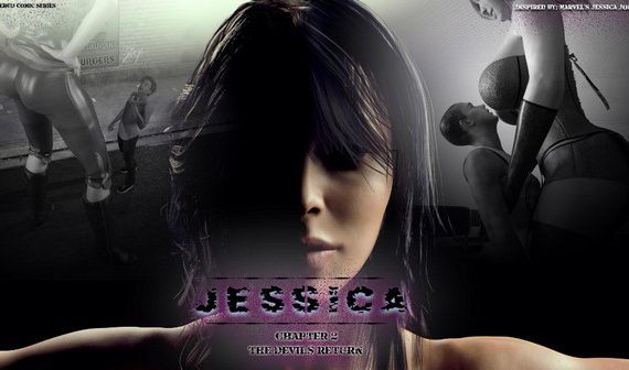 Artist FaterGD – Jessica Chapter 2