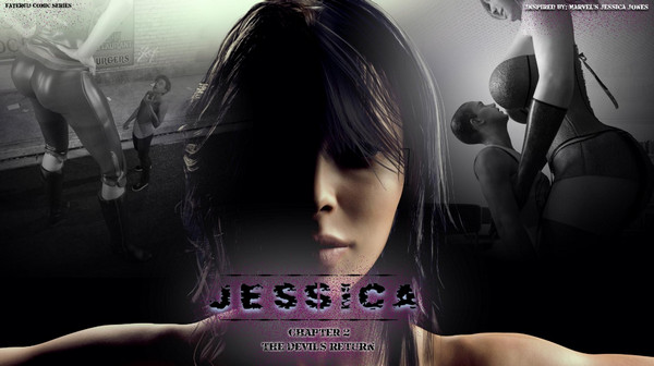 Artist FaterGD – Jessica Chapter 2