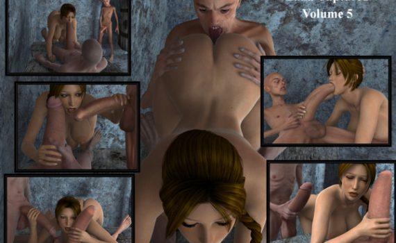 Artist Jestervgb – Lana Captured Vol 1-5