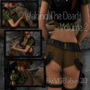 Artist VGBabes3D - Waking The Death Vol 1-2