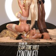 Artist TheDude3DX - Glam Gone Wild - Continued