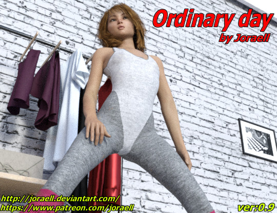 Ordinary Day (InProgress) Ver.0.9