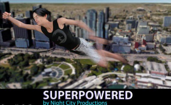 SuperPowered (InProgress) Update Ver.0.11.50