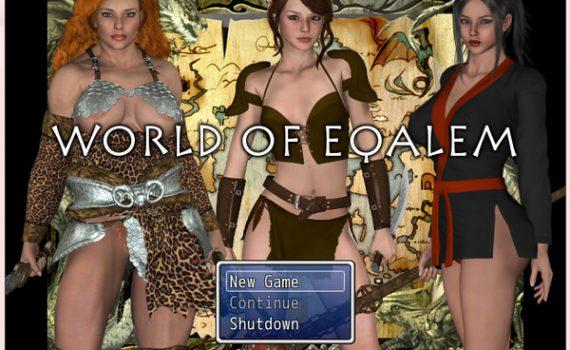 World of Eqalem (InProgress) Update Ver.6