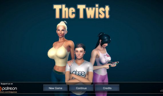 The Twist (Update) Ver.0.03c