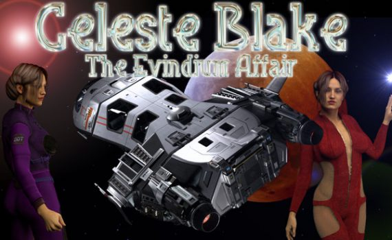 Celeste Blake: The Evindium Affair Ver.0.6
