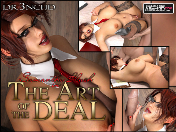 Artist Dr3nchd - The Art of the Deal