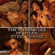 Artist Paradox3D – The Chronicles of Helen Steel Chains
