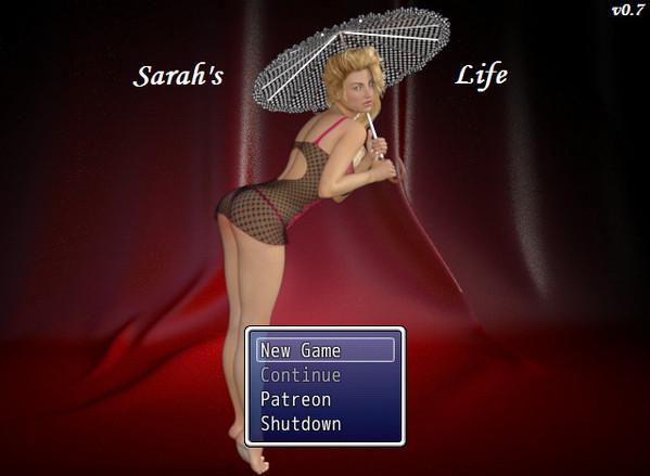 Sarah's Life (InProgress) Update Ver.0.7