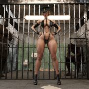 Artist ZZ2tommy – Madelyn – Hot Cop