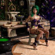Artist Naama – Alchemist's Apprentice 1-2