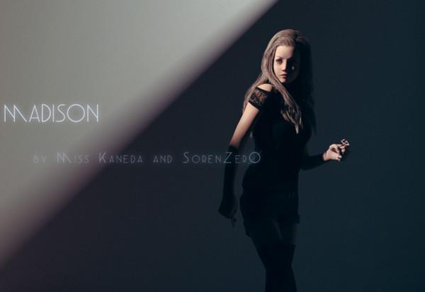 Artist Sorenzer0 – Madison