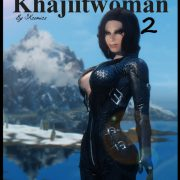 Artist SKComics – Khajitwoman Chapter 2