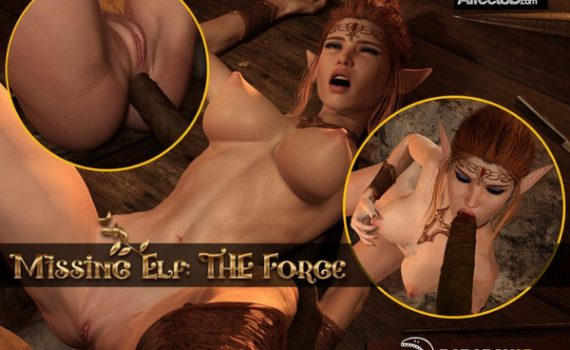 Artist Paradox3D – Missing Elf – The Forge