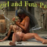 Artist Zuleyka – Ultragirl and Futa Panther