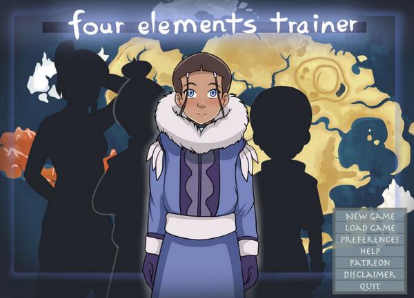 Four Elements Trainer (InProgress) Update Ver.0.4.11c