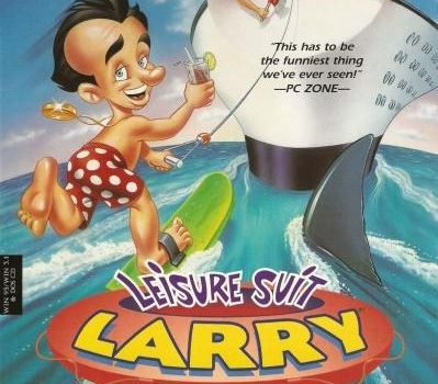 Leisure Suit Larry 7 Love for Sail! (Win/Mac)