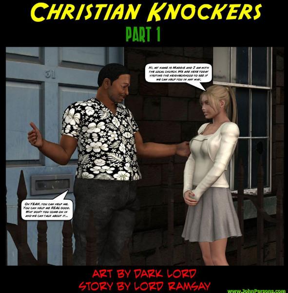Artist JohnPersons - Christian Knockers