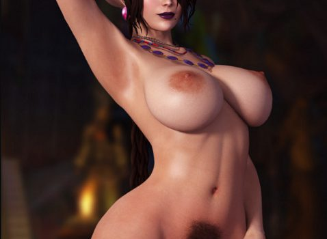 Lulu (Final Fantasy X) Assembly