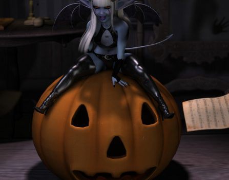 Artist SitriAbyss – Trick or Treat