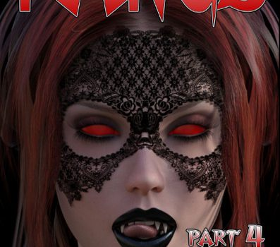 Artist Cantraps – Fangs – Part 4