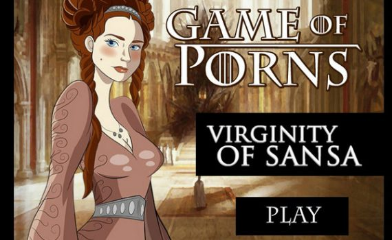 Game of Porns - Virginity of Sansa