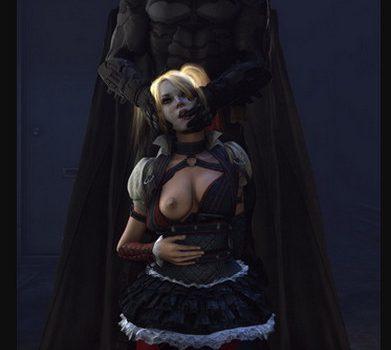 Gotham Sirens - Arkham Sex