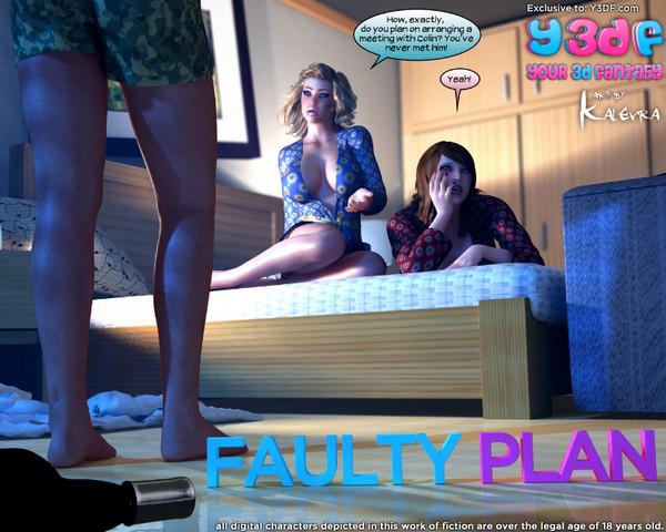 Artist Y3DF – Faulty Plan