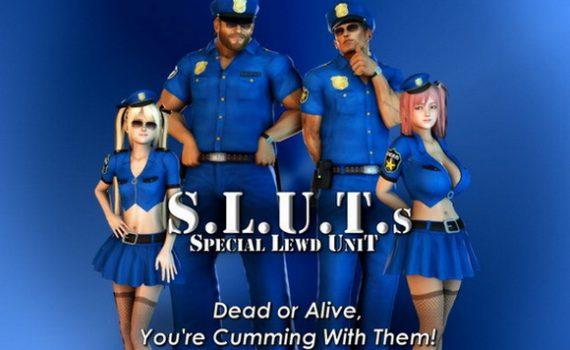 Sluts - Special Lewd Unit