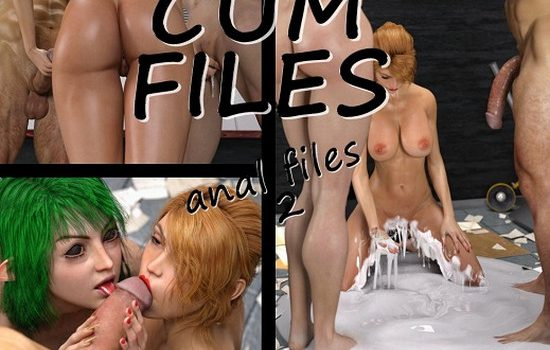 Artist Nonsane – Cum Files