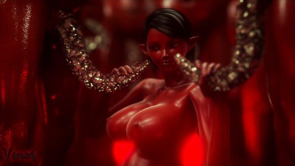 Artist Vaesark – CGS52 – Fallen 2