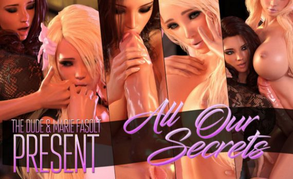 Artist TheDude3DX – All Our Secrets