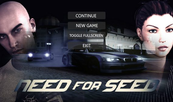 Need for Seed - Erotic parody game (InProgress) Ver.0.1