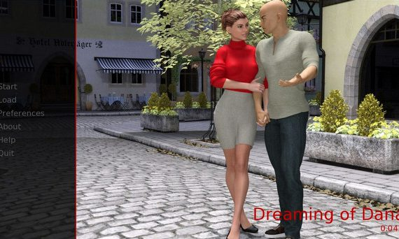 Dreaming of Dana (InProgress) Update Ver.0.042