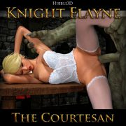 Artist Hibbli3D – Knight Elayne – The Courtesan