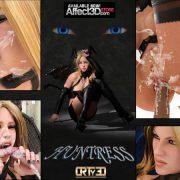 Artist Drty3D – Huntress